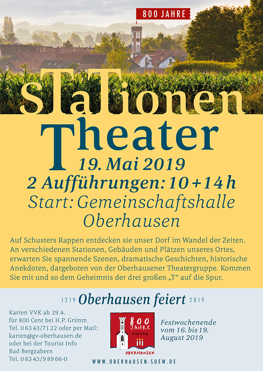 Stationen Theater